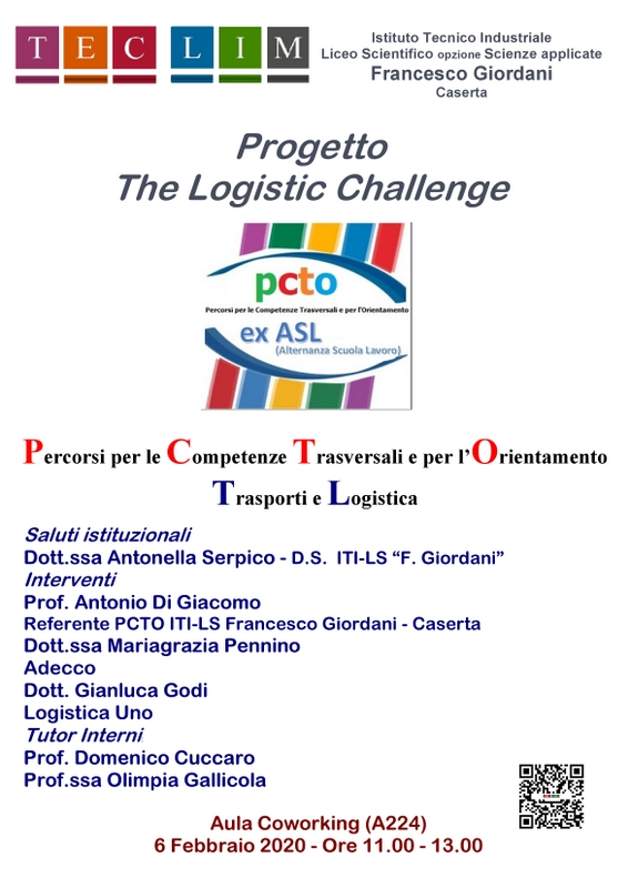 Progetto The Logistic Challenge